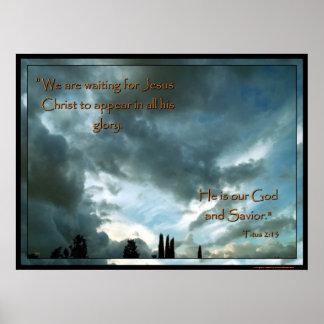 Credo de los creyentes póster
