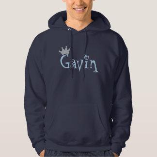 Cree - a Gavin para requisitos particulares Sudadera Con Capucha