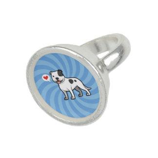 Cree a su propio mascota anillo con foto