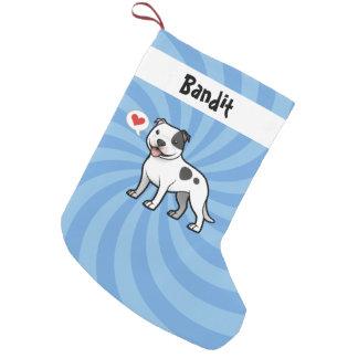 Cree a su propio mascota calcetín de navidad pequeño