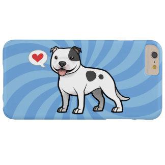 Cree a su propio mascota funda de iPhone 6 plus barely there