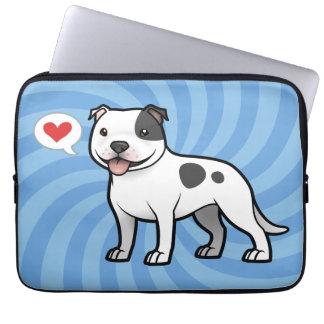 Cree a su propio mascota fundas portátiles