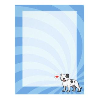 Cree a su propio mascota membrete personalizado