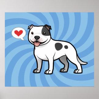 Cree a su propio mascota póster