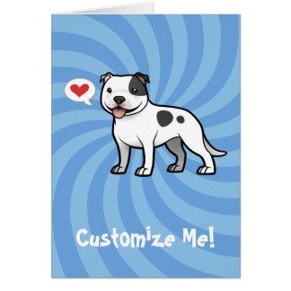 Cree a su propio mascota tarjetas