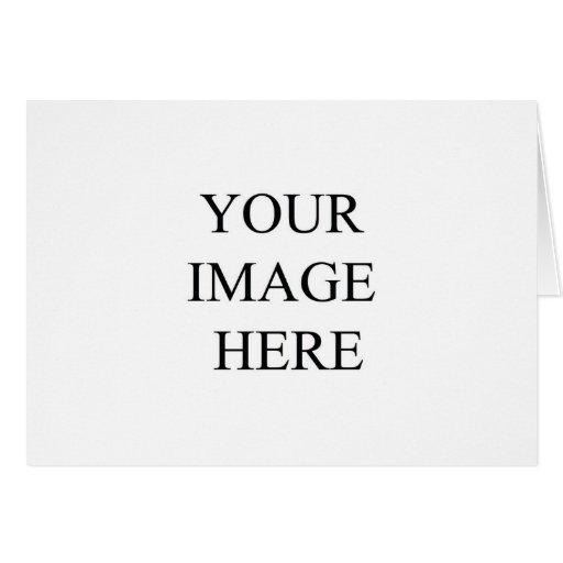 Cree con su propia imagen tarjeta