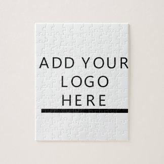 Cree el logotipo para requisitos particulares rompecabezas con fotos