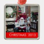 Cree el ornamento del navidad adorno para reyes