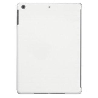 Cree el personalizar su propia cubierta de aire de carcasa para iPad air