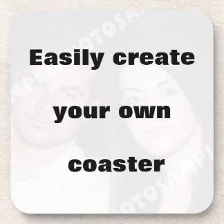 ¡Cree fácilmente su práctico de costa quitan el Posavaso