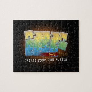 Cree fácilmente su propio rompecabezas con su foto