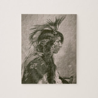 Cree Indian Jigsaw Puzzles
