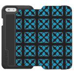 Cree la caja de la cartera para requisitos funda cartera para iPhone 6 watson