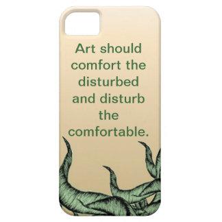 Cree la caja del iPhone para requisitos Funda Para iPhone 5 Barely There