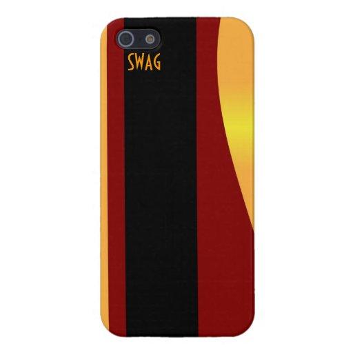 Cree la caja del iphone para requisitos particular iPhone 5 carcasas