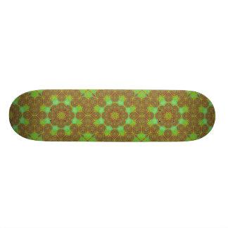 Cree la mandala tabla de skate