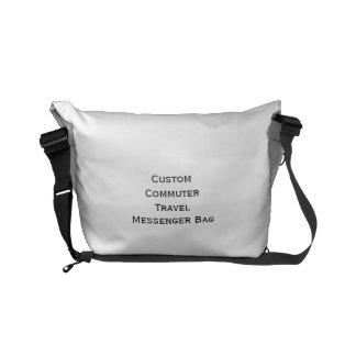 Cree la pequeña bolsa de mensajero de encargo del bolsas de mensajeria