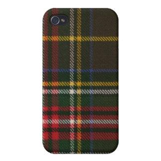 Cree Modern Tartan iPhone 4 Case