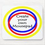 Cree nuestro propio mousepad tapetes de raton