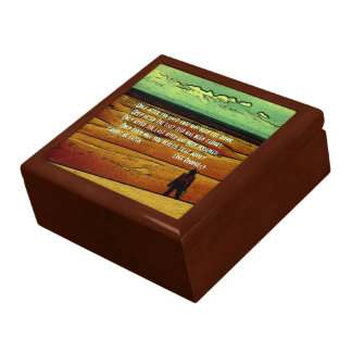 Cree Prophecy Keepsake Box