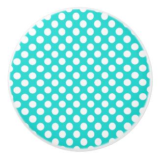 Cree su color de fondo con los puntos 21 del pomo de cerámica