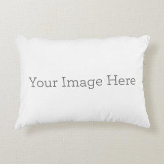 Cree su propia almohada del acento
