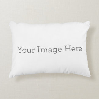 Cree su propia almohada del acento cojín decorativo