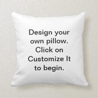 Cree su propia almohada para diseñar sus los propi