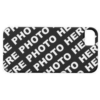 Cree su propia caja 2 de la casamata del iPhone 5 iPhone 5 Case-Mate Carcasa
