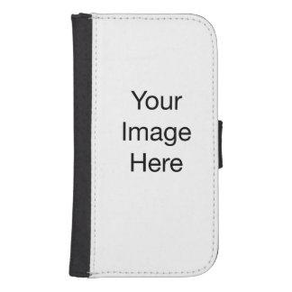 Cree su propia caja de la cartera de la galaxia S4 Funda Cartera Para Teléfono