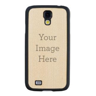 Cree su propia caja de madera de la galaxia S4 de Funda De Galaxy S4 Slim Arce