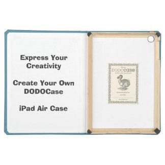 Cree su propia caja del aire del iPad de DODOCase