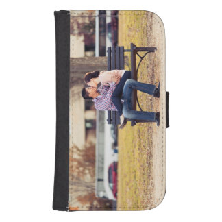 Cree su propia caja personal de la cartera de funda billetera para teléfono