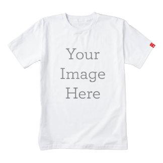 Cree su propia camiseta del CORAZÓN de Zazzle Playera Zazzle HEART