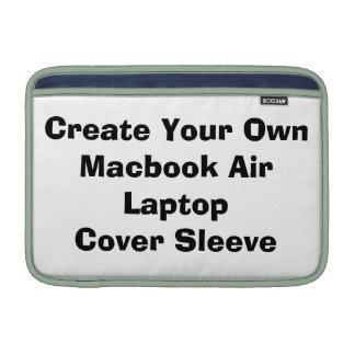Cree su propia cubierta del ordenador portátil funda  MacBook