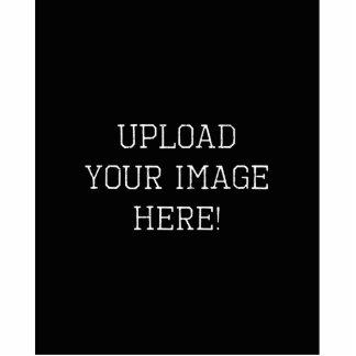 """Cree su propia escultura de la foto 3D (8"""" x 10"""") Fotoescultura Vertical"""