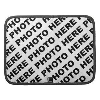 Cree su propia foto en folio de Smartphone Horizot Organizador