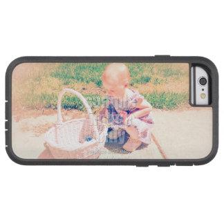 Cree su propia foto - horizontal funda de iPhone 6 tough xtreme