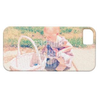 Cree su propia foto - horizontal funda para iPhone 5 barely there