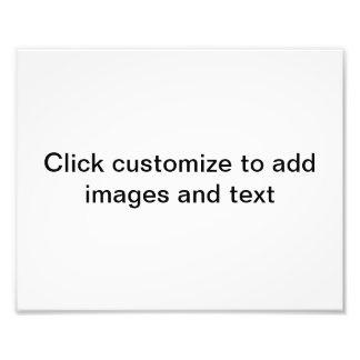 Cree su propia impresión de la foto fotografías