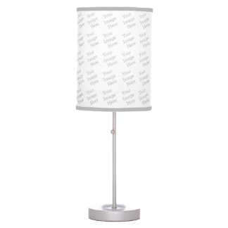 Cree su propia lámpara de mesa