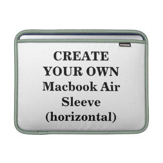 Cree su propia manga de aire de Macbook Funda Para Macbook Air