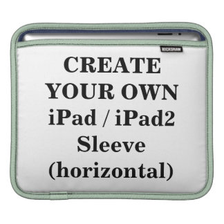 Cree su propia manga iPad/iPad2 (horizontal) Mangas De iPad