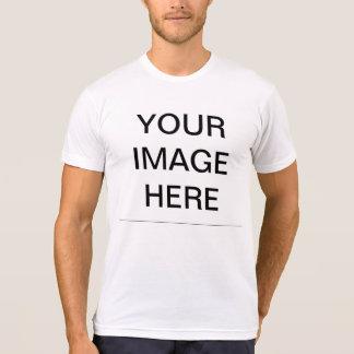 Cree su propia mezcla del Polivinílico-Algodón de Camiseta