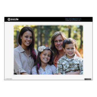 "Cree su propia piel para Acer Chromebook 11,6 "" Skins Para Acer Chromebook"
