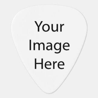 Cree su propia púa de guitarra