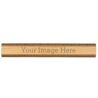 Cree su propia regla de madera
