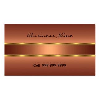 Cree su propia tarjeta de visita elegante