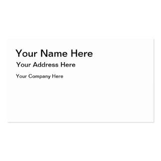 Cree su propia tarjeta de visita