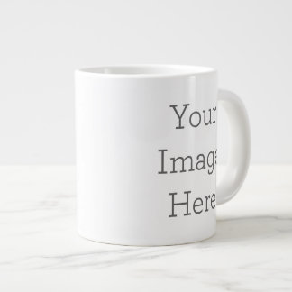 Cree su propia taza de la especialidad taza grande
